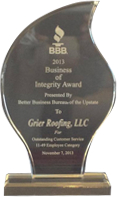 industry leader award