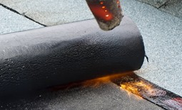 hot-asphalt-roofing